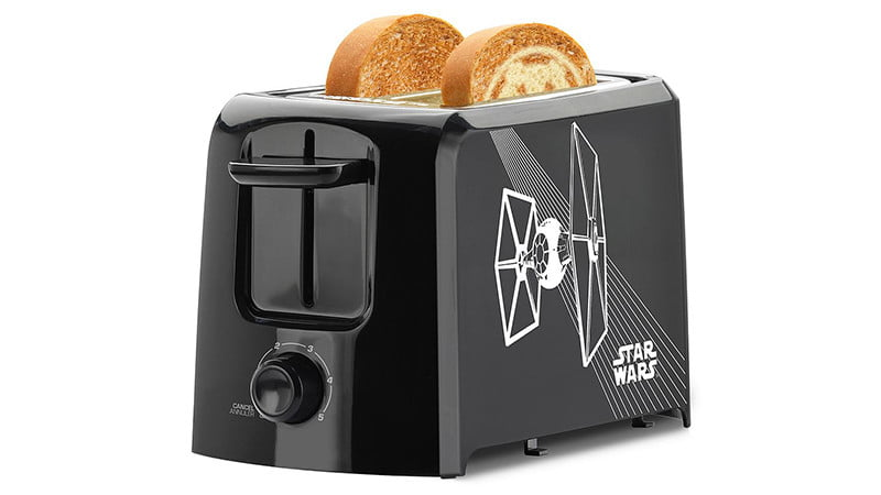 star wars gifts toaster vader