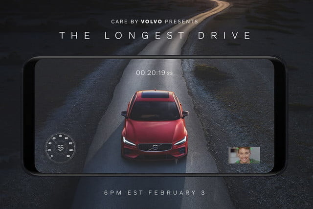 S60 The Longest Drive